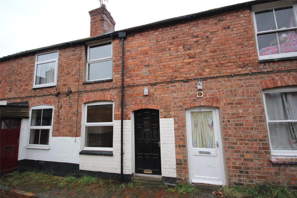 1 Bedroom Terraced House for sale in Castle Terrace, Sleaford, NG34