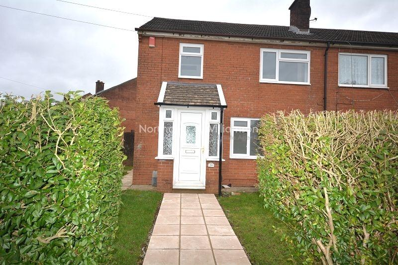 3 Bedrooms End Of Terrace House for sale in Malmesmead Road, Llanrumney, Cardiff, Cardiff. CF3