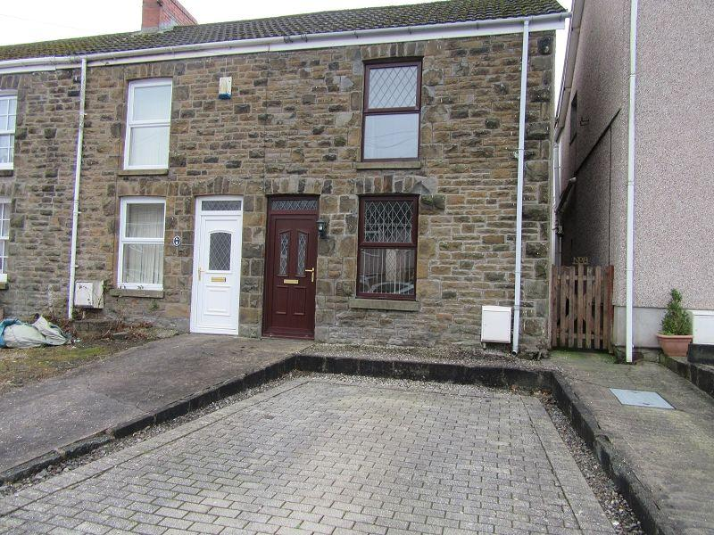 2 Bedrooms End Of Terrace House for sale in Station Road, Glais, Swansea, City County of Swansea.