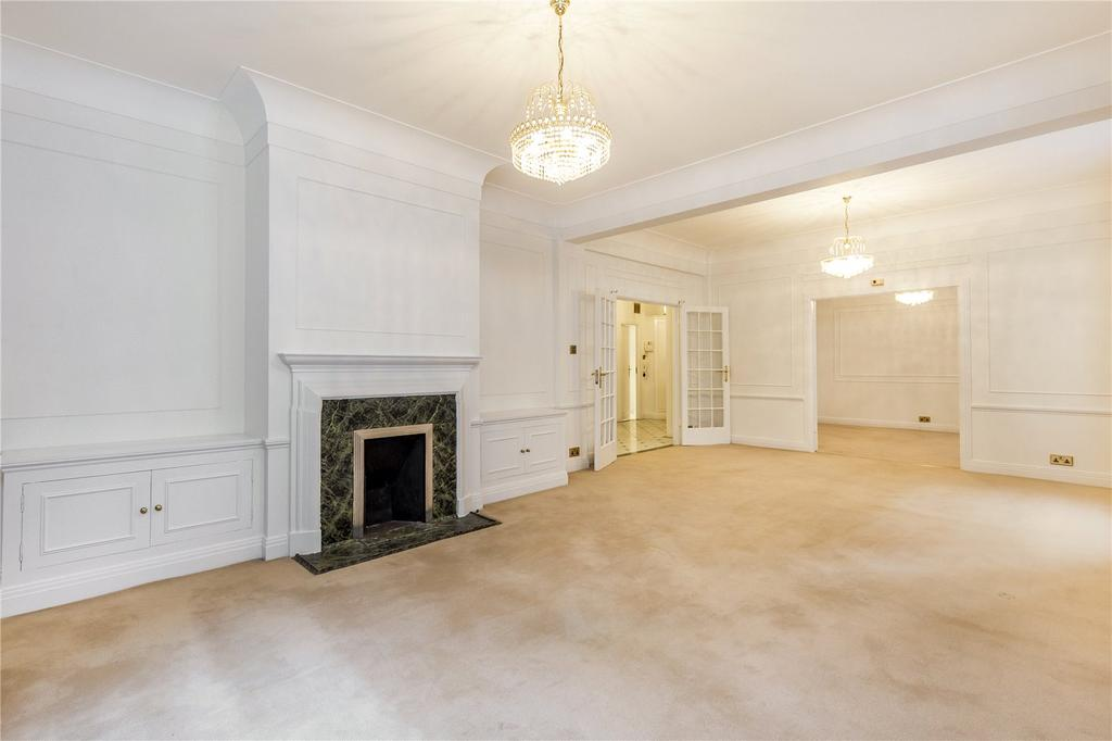 4 Bedrooms Flat for sale in Albion Gate, Albion Street, Hyde Park, London