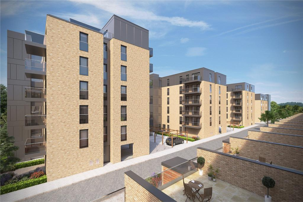 2 Bedrooms Flat for sale in Plot 30 - The Gerbera, The Botanics, Glasgow, G12