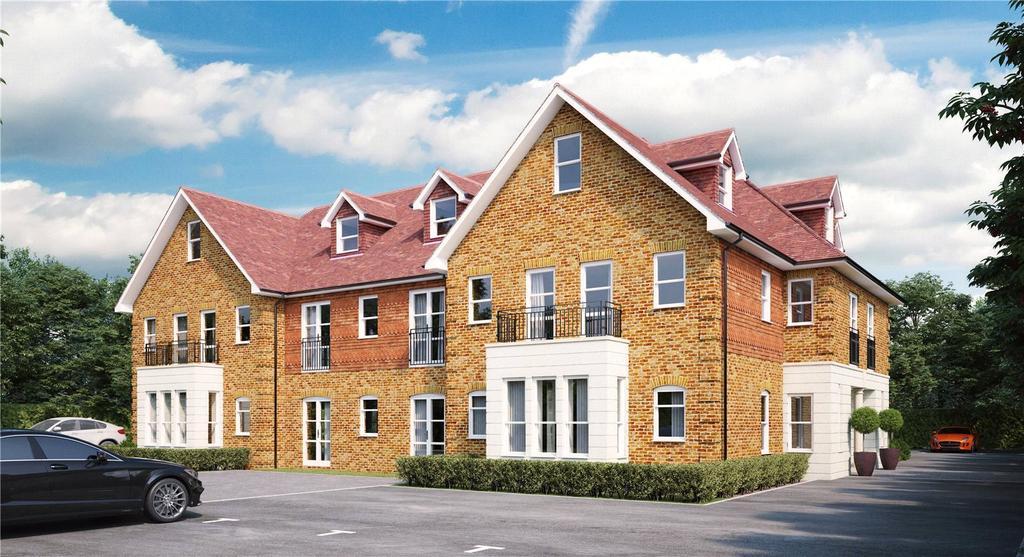 1 Bedroom Flat for sale in St Catherine's Court, Bradbourne Vale Road, Sevenoaks, Kent, TN13