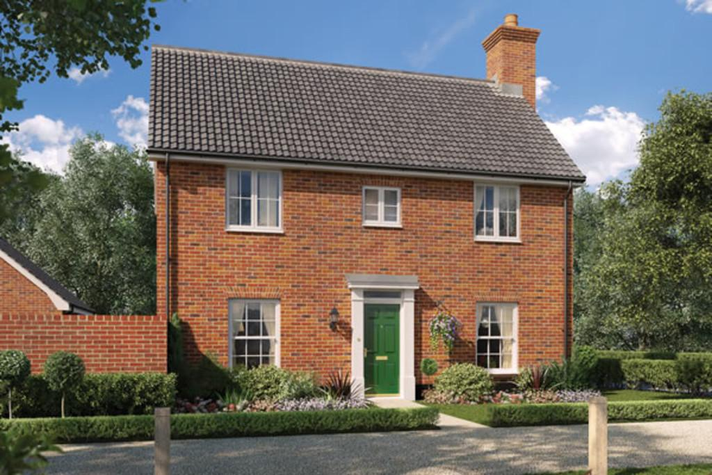 4 Bedrooms Link Detached House for sale in Leiston, Heritage Coast, Suffolk