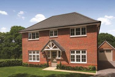 4 Bedrooms Detached House for sale in Sanderson Manor, Hauxton Meadows, Cambridgeshire