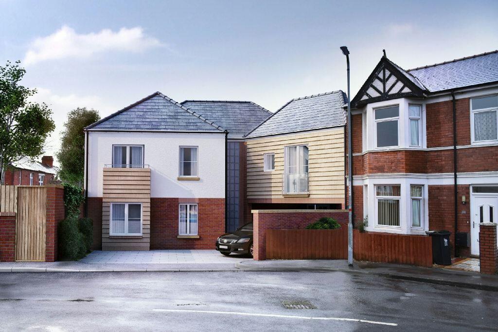 1 Bedroom Land Commercial for sale in Hubert Road, St Julians, Newport