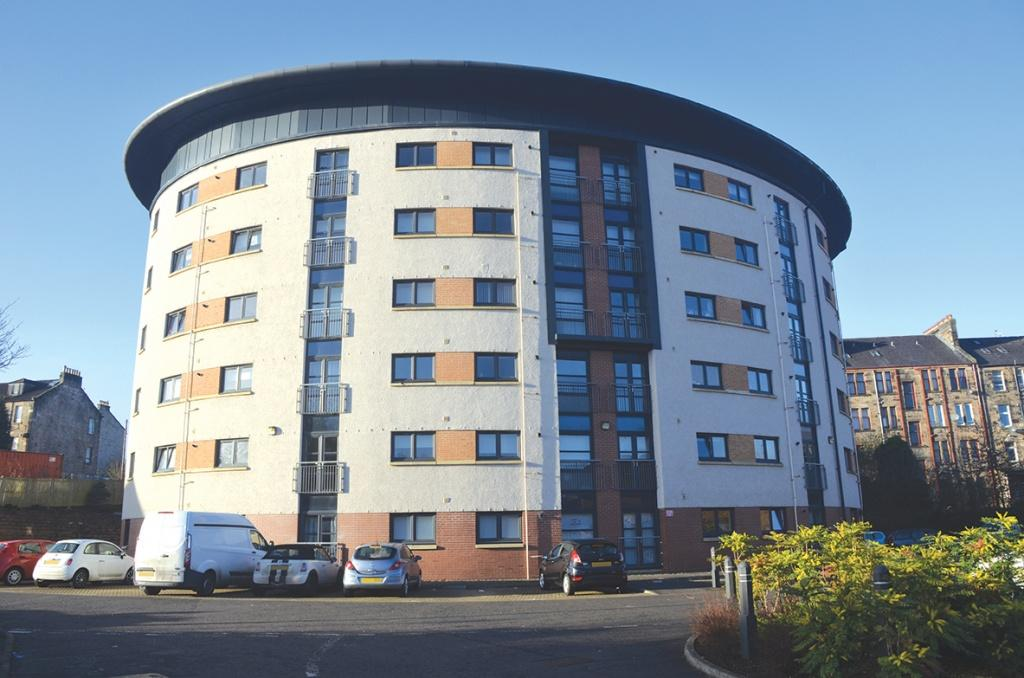 2 Bedrooms Flat for sale in 110 Saucel Crescent, Paisley, PA1 1SX