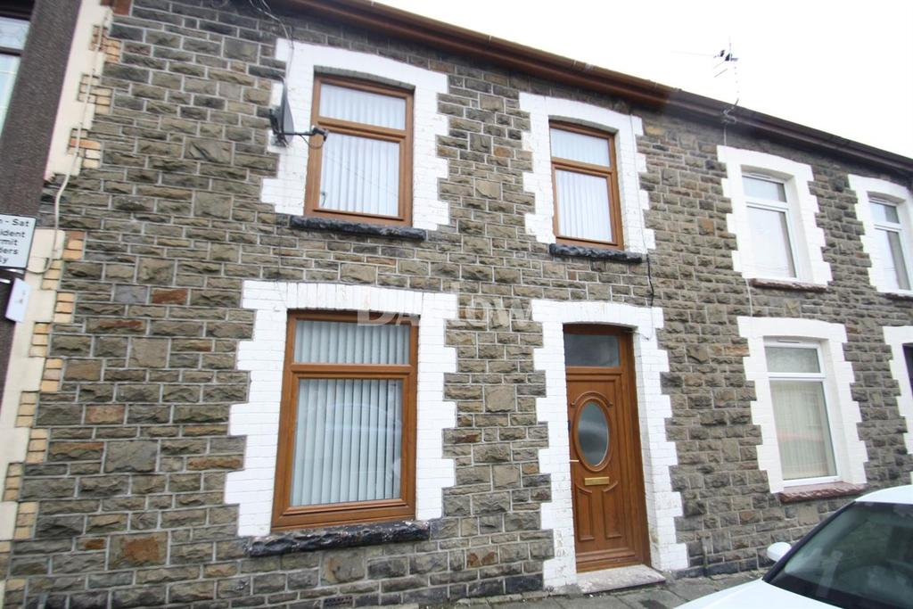 2 Bedrooms Terraced House for sale in Primrose St, Tonypandy