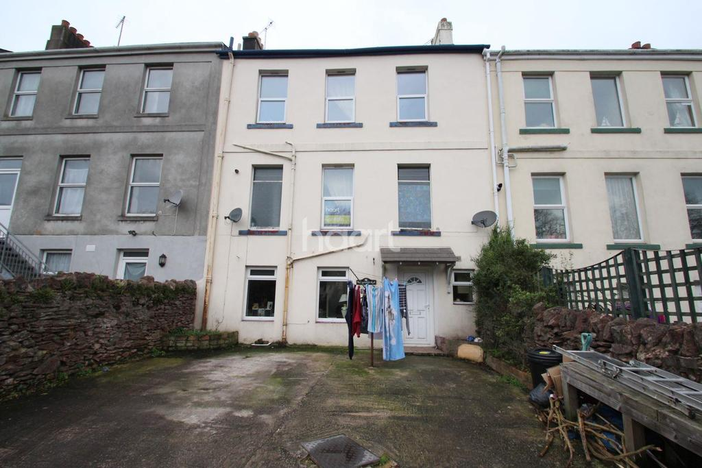 3 Bedrooms Maisonette Flat for sale in Upton Road, Torquay