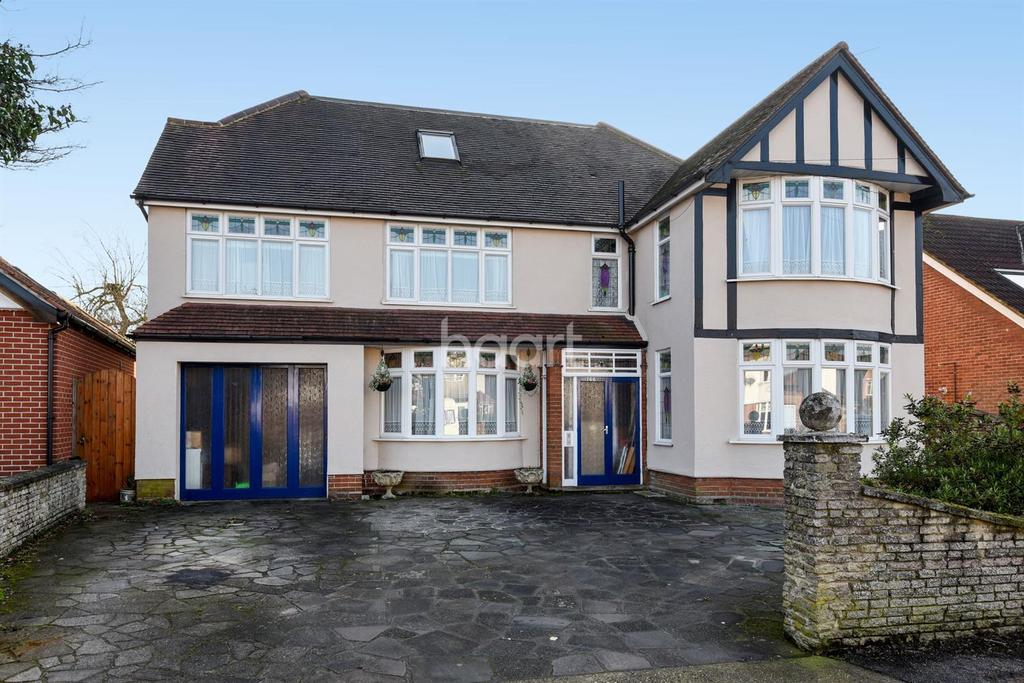8 Bedrooms Detached House for sale in Sidegate Lane, Ipswich