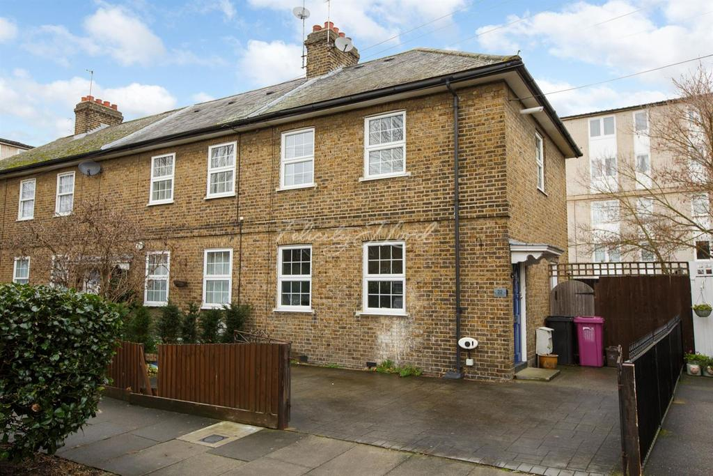 3 Bedrooms End Of Terrace House for sale in Kingfield Street, Canary Wharf, E14