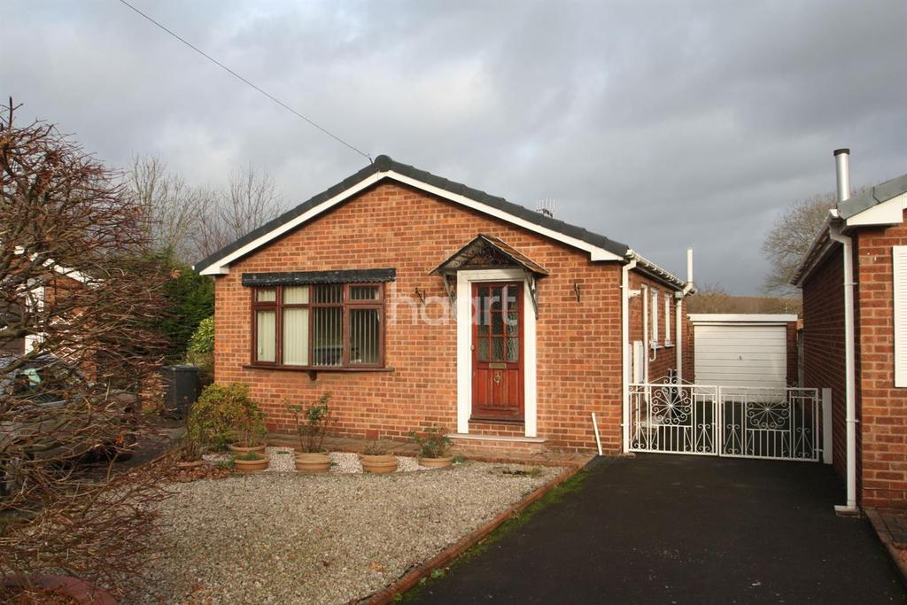 2 Bedrooms Bungalow for sale in Charles Close, Ilkeston