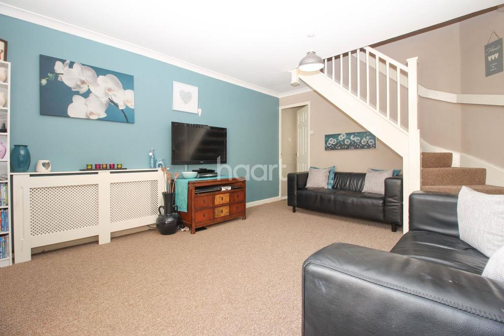 2 Bedrooms End Of Terrace House for sale in Priors Drive