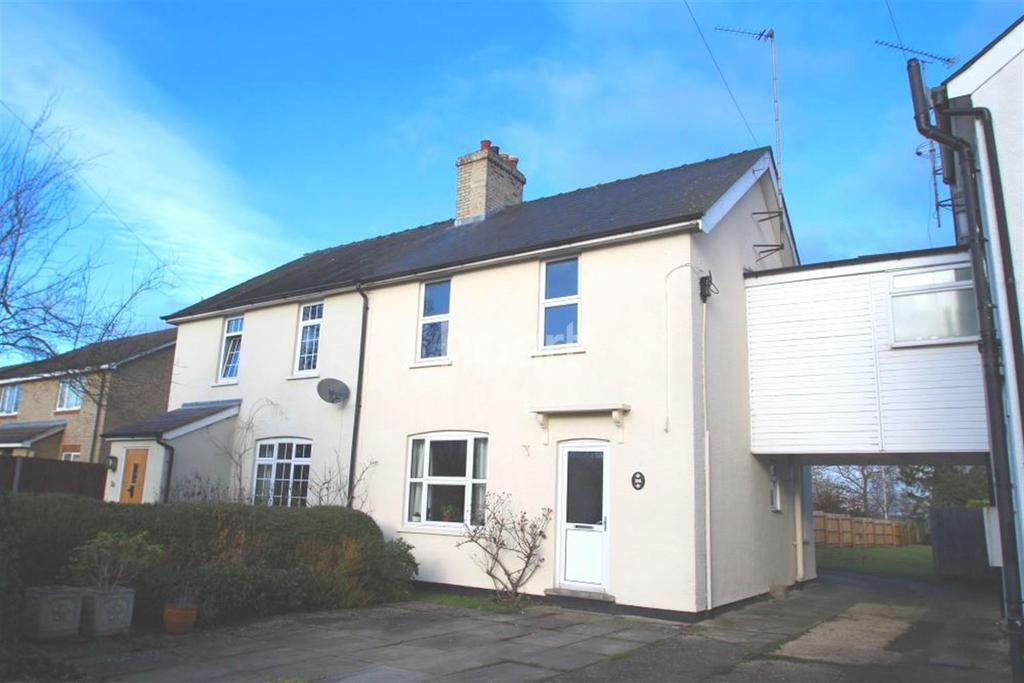 3 Bedrooms Semi Detached House for sale in High Street, Great Eversden