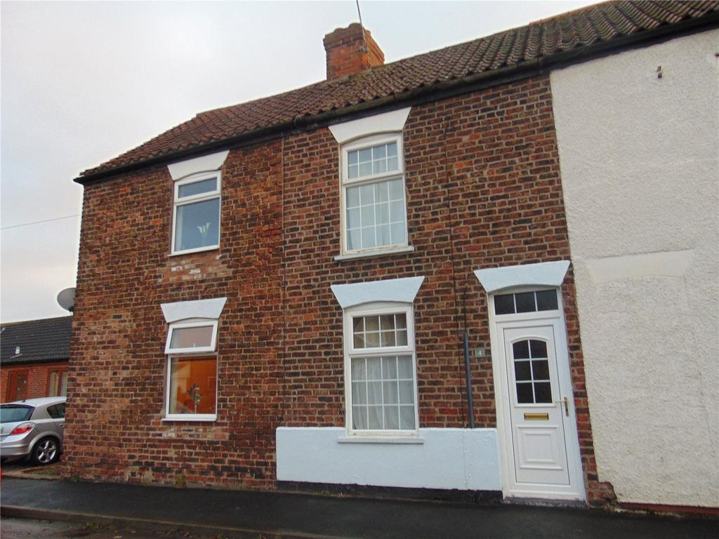 3 Bedrooms End Of Terrace House for sale in Mere Dyke Road, Luddington, Scunthorpe, Lincolnshire, DN17