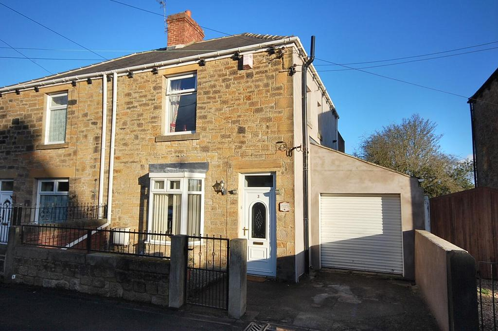 3 Bedrooms Semi Detached House for sale in Harelaw