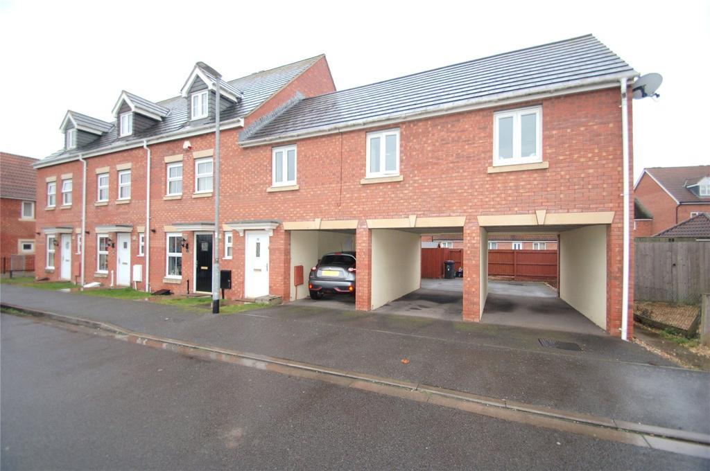 2 Bedrooms House for sale in Rambler Way, Bridgwater, Somerset, TA6
