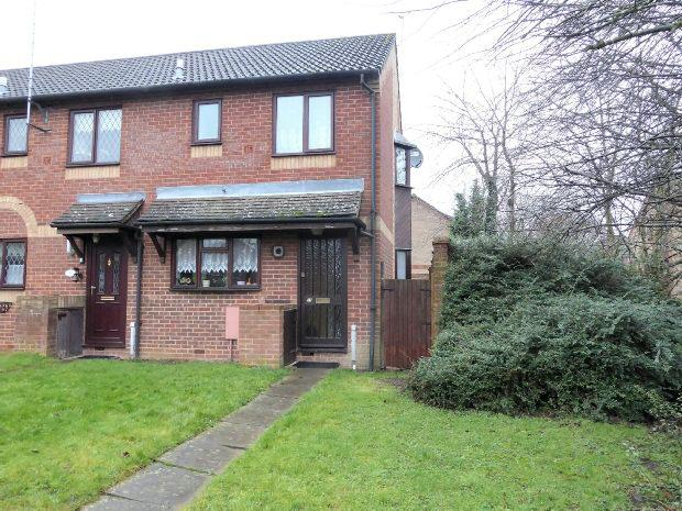 2 Bedrooms End Of Terrace House for sale in Ivatt Walk, Banbury