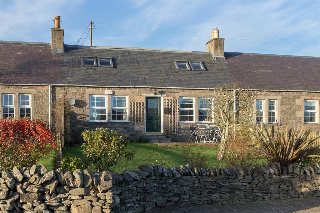 3 Bedrooms Terraced House for sale in Hassendean Farm Cottages, Denholm, Hawick, Scottish Borders