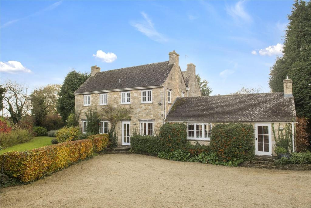 4 Bedrooms Detached House for sale in Willesley, Tetbury, Gloucestershire