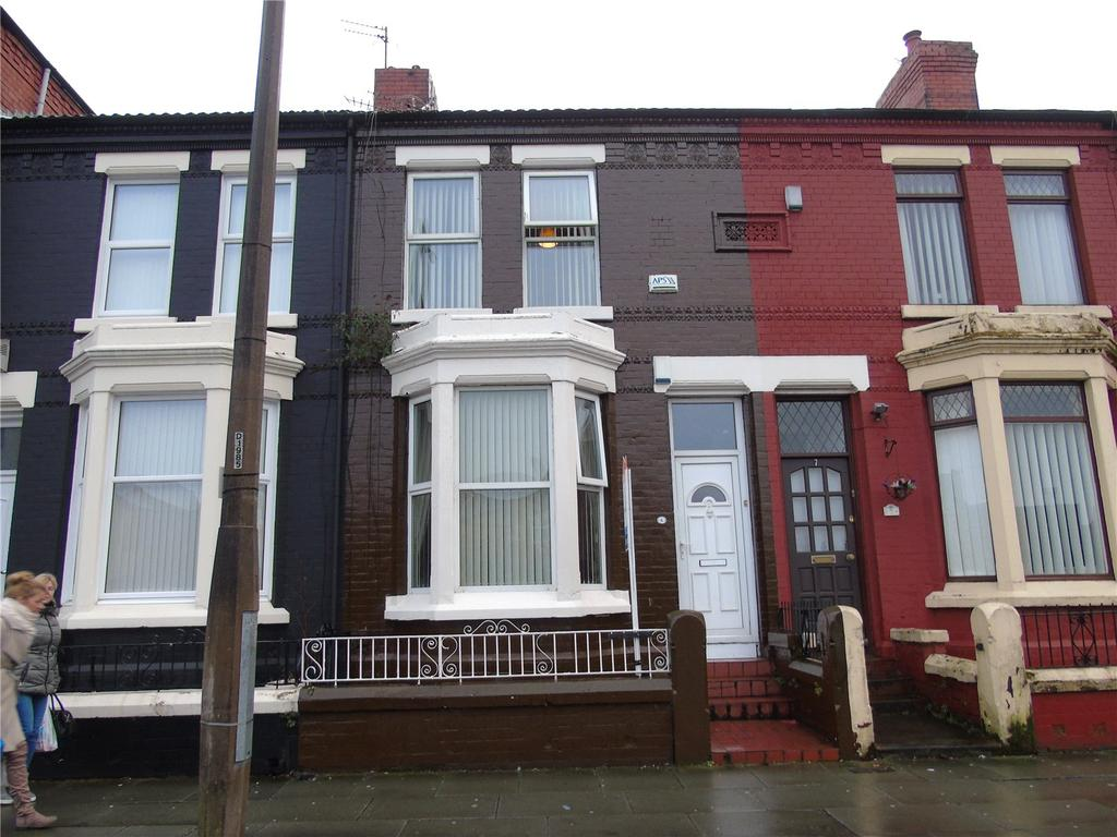 3 Bedrooms Terraced House for sale in Hale Road, Walton, Liverpool, L4