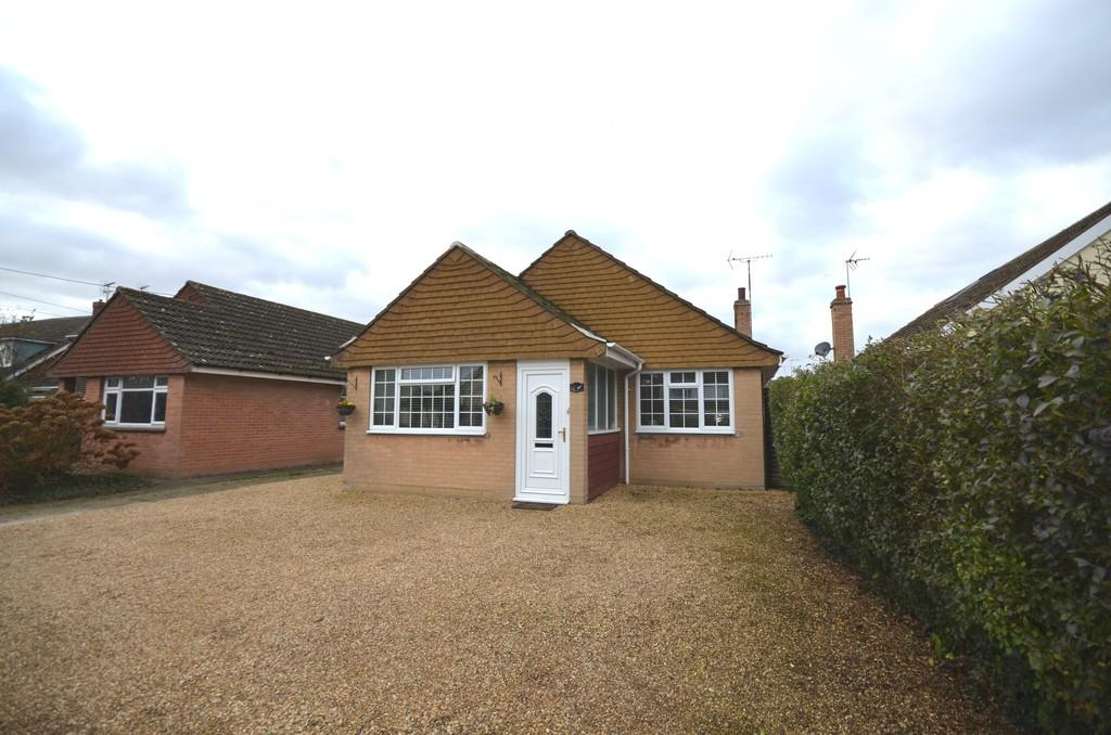 3 Bedrooms Detached Bungalow for sale in Maldon Road, Tiptree