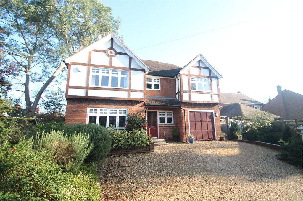 4 Bedrooms Detached House for sale in Yardley Close, Tonbridge, Kent, TN9