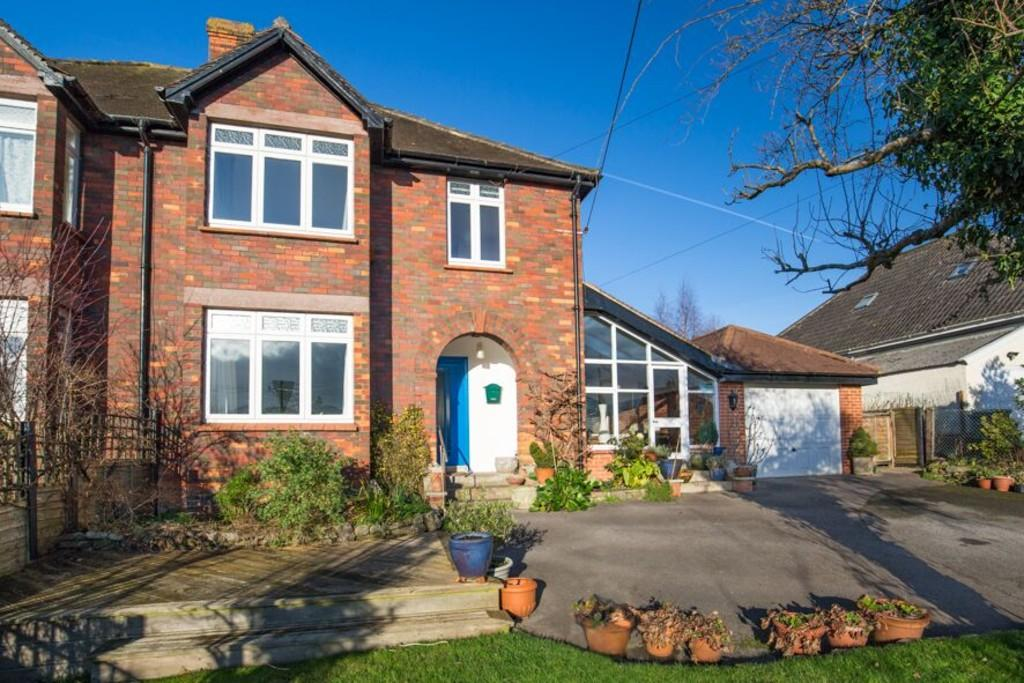 4 Bedrooms Semi Detached House for sale in Ash Lane, Wells