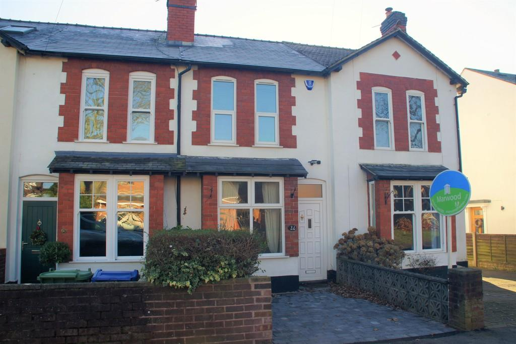 2 Bedrooms Terraced House for sale in Gorsey Lane, Cannock