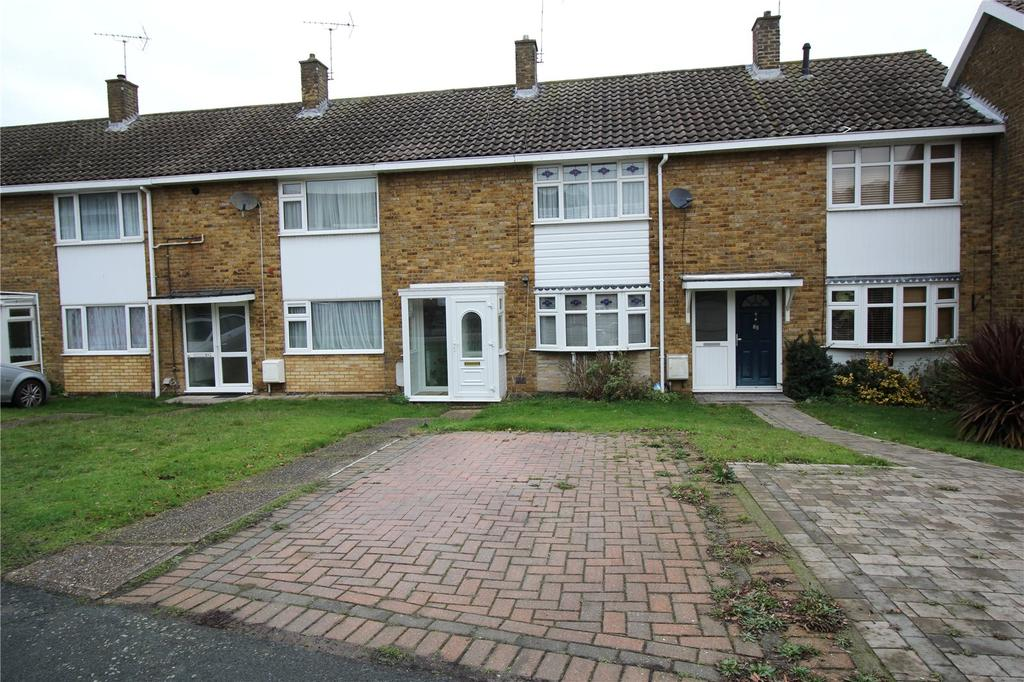 2 Bedrooms Terraced House for sale in Rantree Fold, Basildon, Essex, SS16