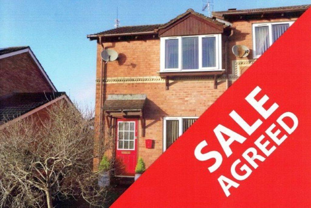 2 Bedrooms Semi Detached House for sale in CLEVIS COURT, SOUTH CORNELLY, CF33 4RZ