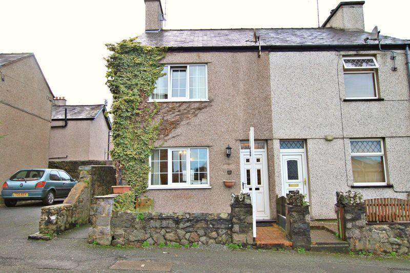 3 Bedrooms Cottage House for sale in Y Felinheli, Gwynedd