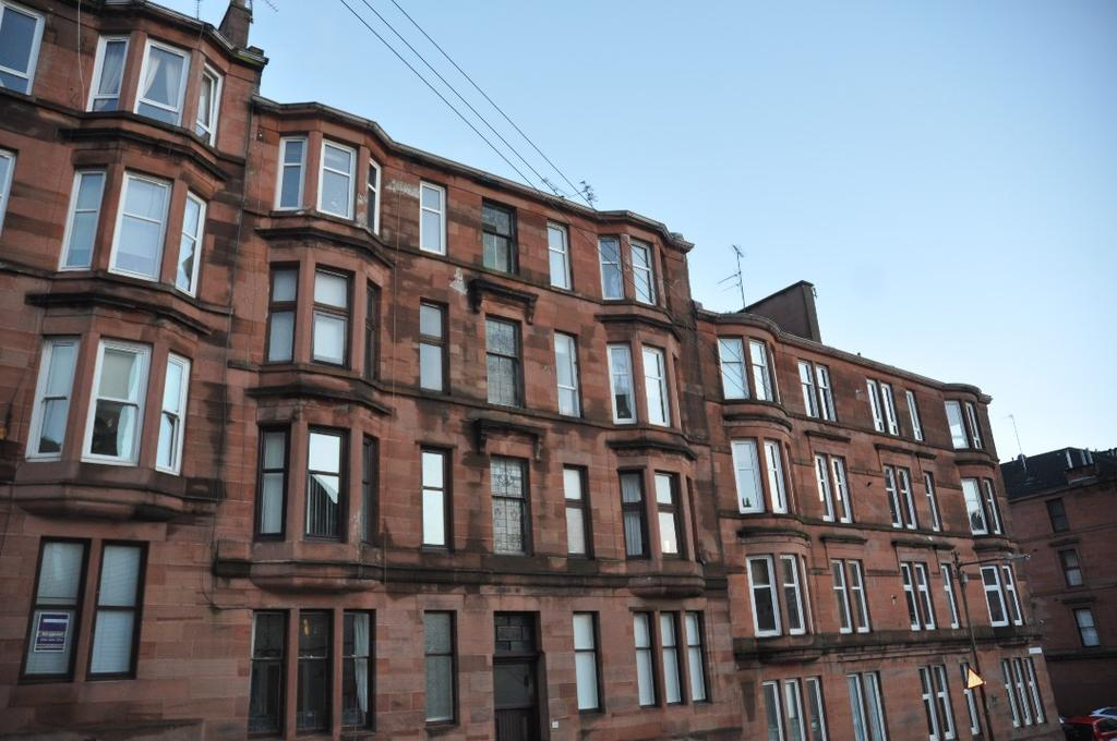 1 Bedroom Flat for rent in Stewartville Street, Flat 0/2, Partick, Glasgow, G11 5PL