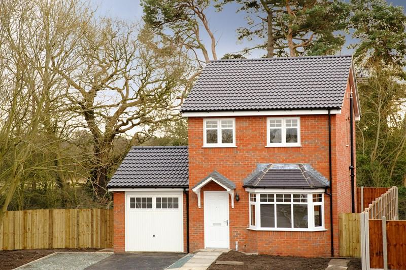 3 Bedrooms Detached House for sale in Weston Road, Morda