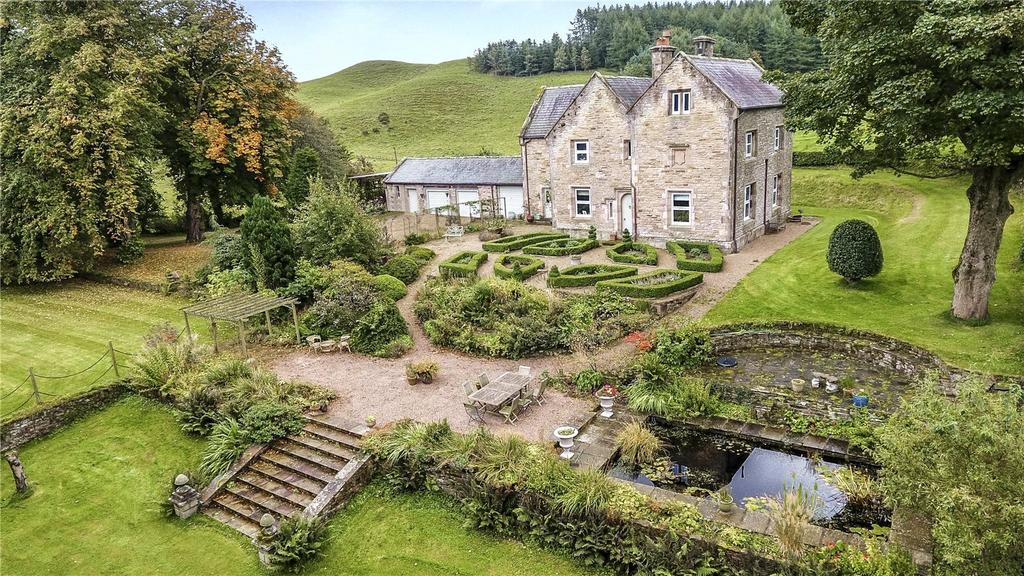 6 Bedrooms Unique Property for sale in Hallbankgate, Brampton, Cumbria, CA8