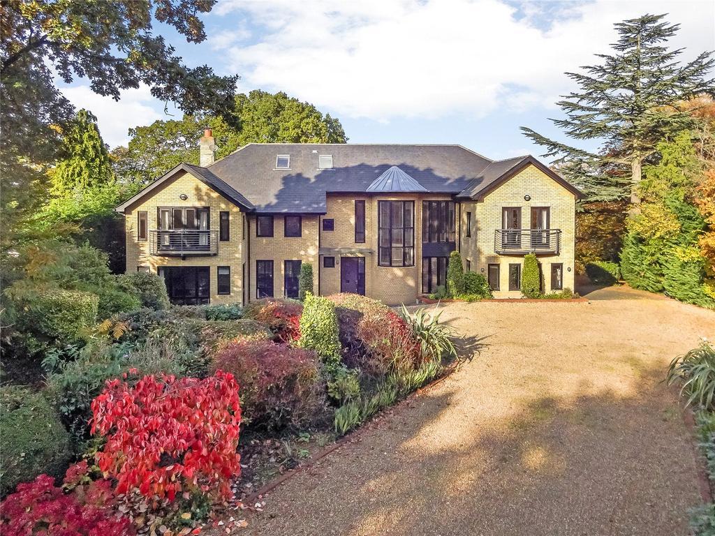 7 Bedrooms Detached House for sale in St. Leonards Hill, Windsor, Berkshire, SL4