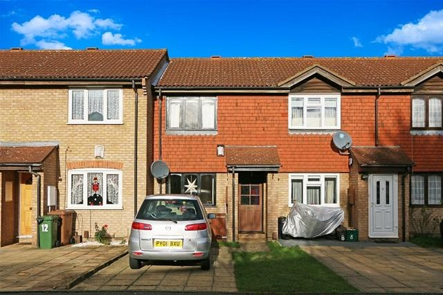 2 Bedrooms Terraced House for sale in HORNER LANE, MITCHAM