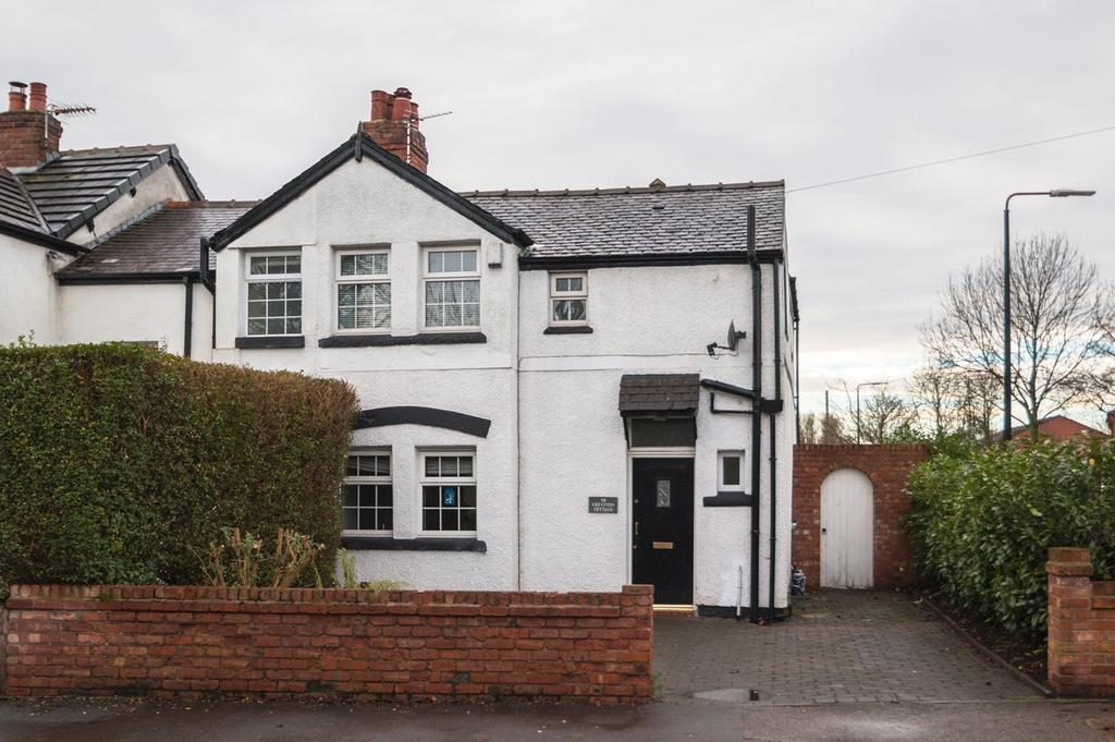 3 Bedrooms Semi Detached House for sale in Chassen Road, Urmston, Manchester, M41