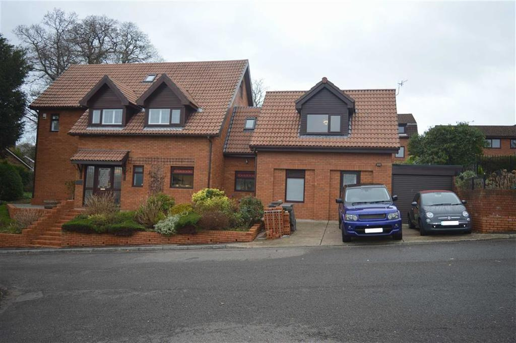 7 Bedrooms Detached House for sale in Llwynderw Drive, West Cross, Swansea