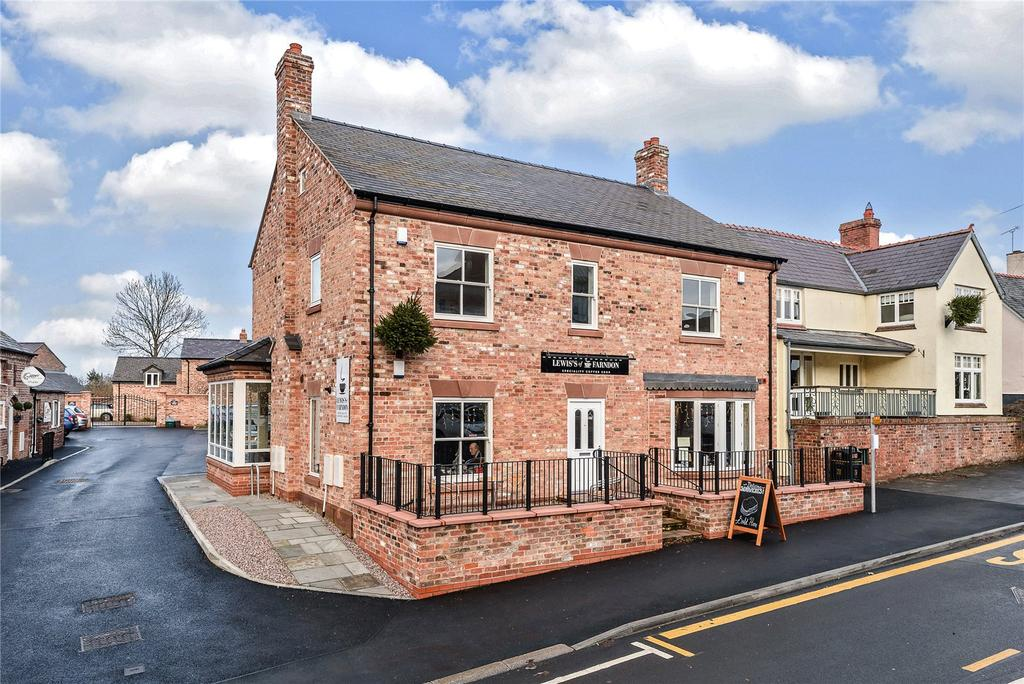 2 Bedrooms Flat for sale in High Street, Farndon, Cheshire