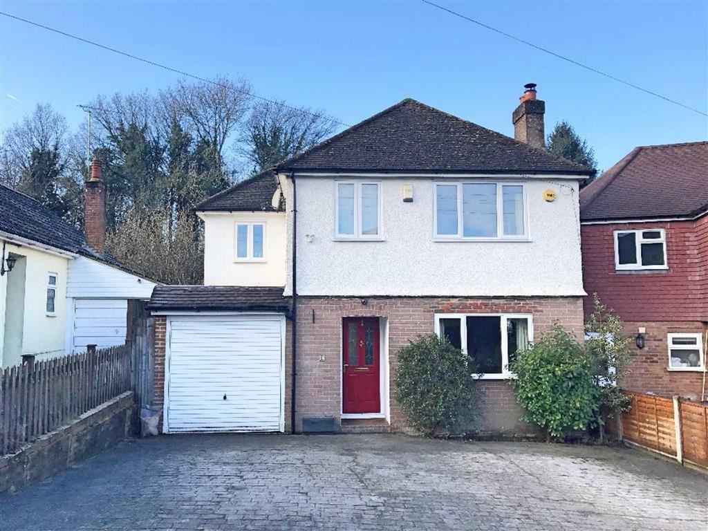 4 Bedrooms Detached House for sale in Bosville Drive, Sevenoaks, TN13