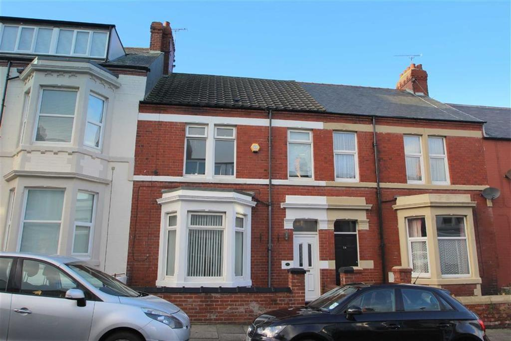 4 Bedrooms Terraced House for sale in Ocean View, Whitley Bay, Tyne Wear, NE26