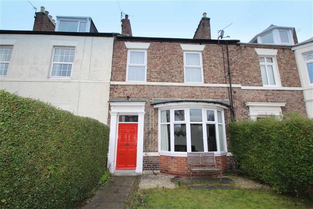 3 Bedrooms Terraced House for sale in Spring Terrace, North Shields, Tyne Wear, NE29
