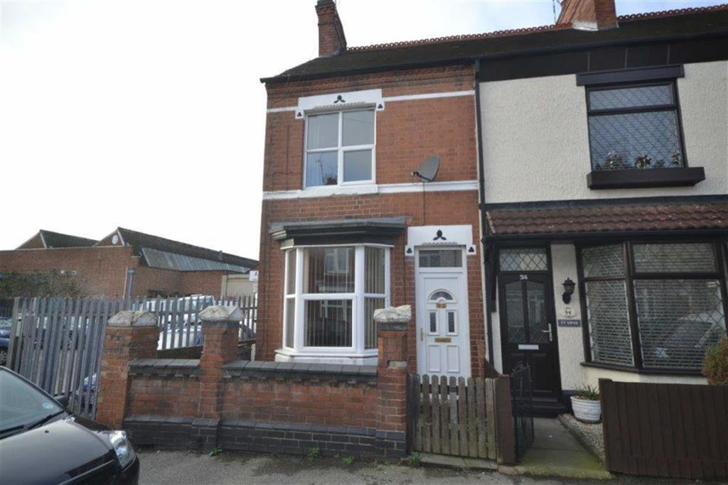 2 Bedrooms Terraced House for sale in Aston Road, Abbey Green, Nuneaton
