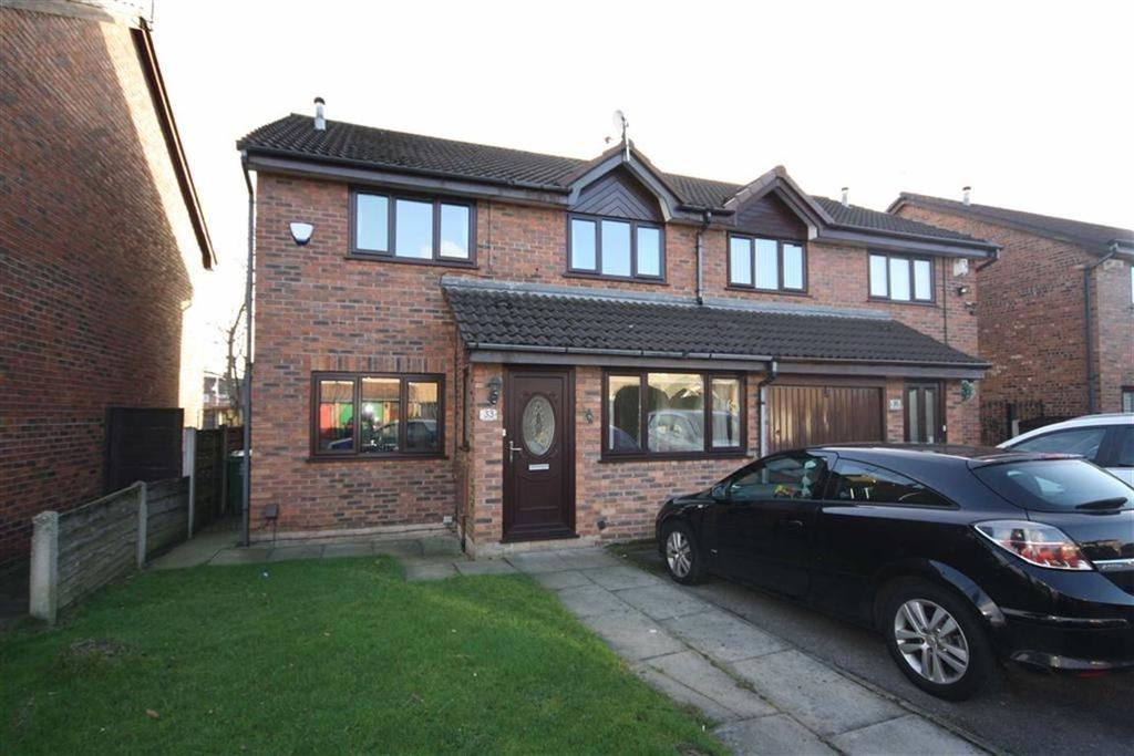 4 Bedrooms Semi Detached House for sale in Pimmcroft Way, Sale