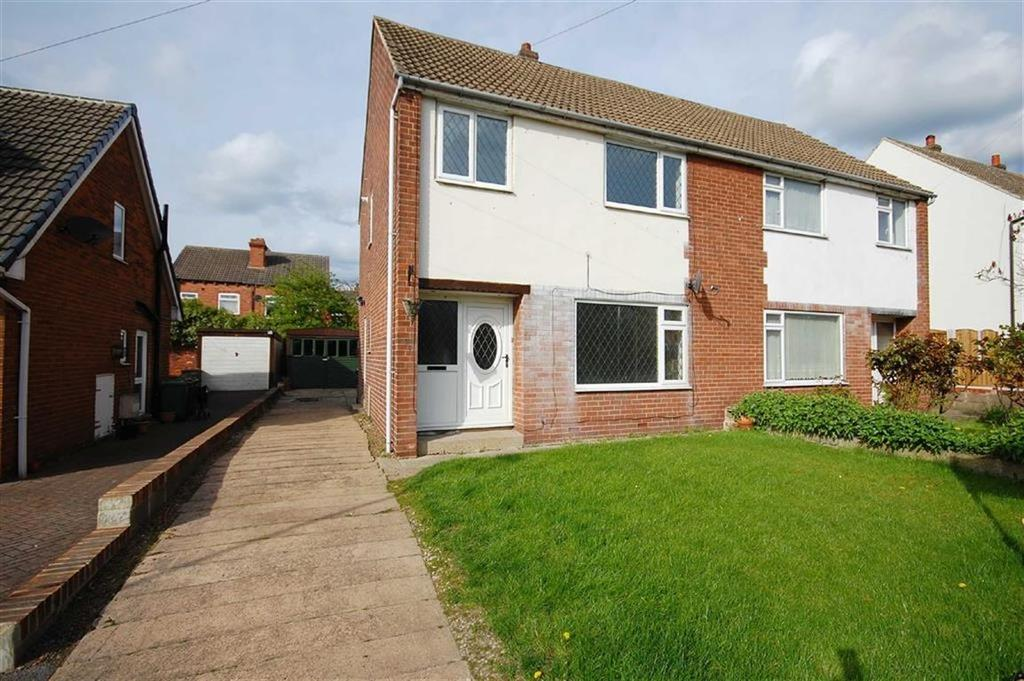 3 Bedrooms Semi Detached House for sale in Lyndon Avenue, Garforth, Leeds, LS25