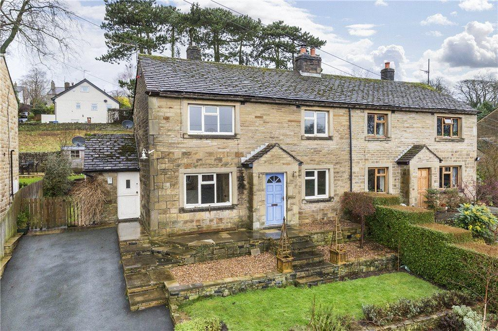 3 Bedrooms Semi Detached House for sale in Queens Garth, Thornton in Craven, Skipton