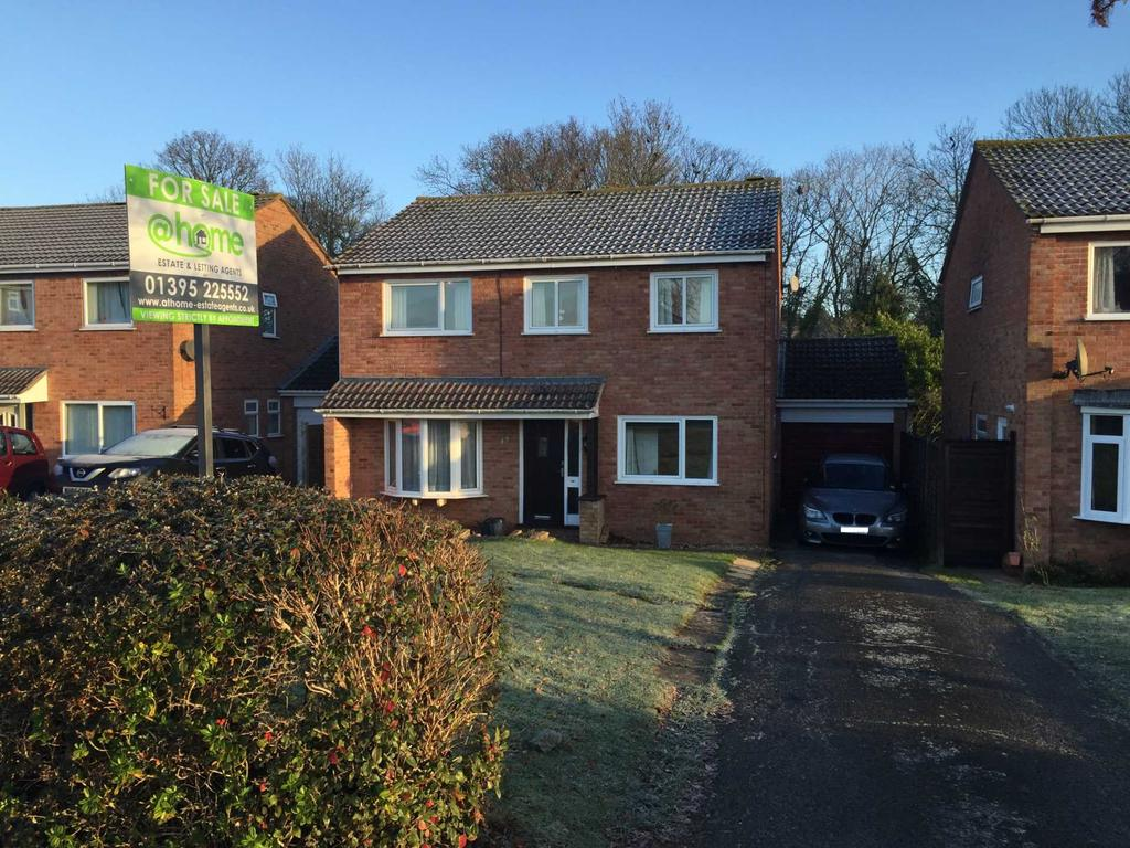 4 Bedrooms Detached House for sale in Valley Way, Exmouth