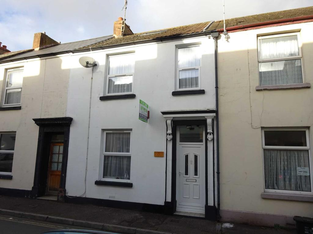 3 Bedrooms Terraced House for sale in New Street, Exmouth