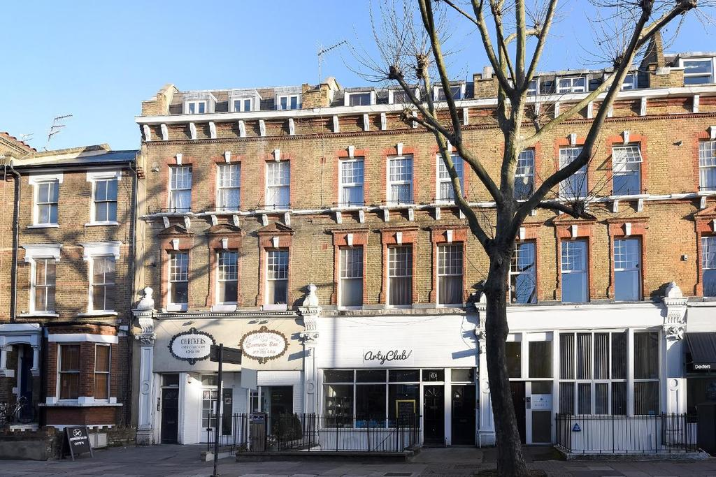 2 Bedrooms Flat for sale in Shirland Road, Madia Vale, W9