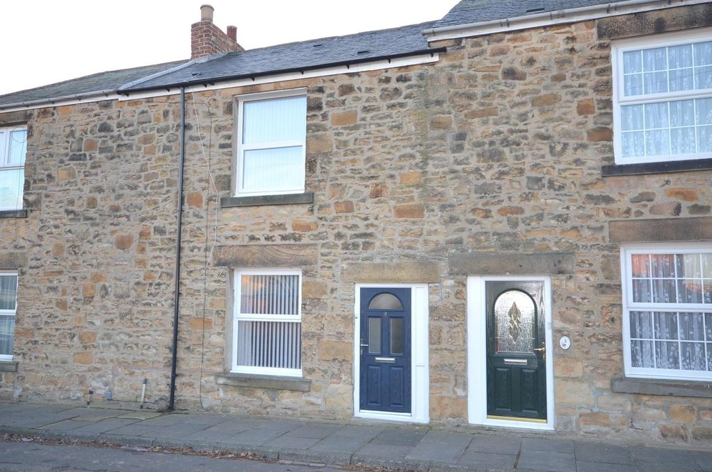 2 Bedrooms Terraced House for sale in Slatyford